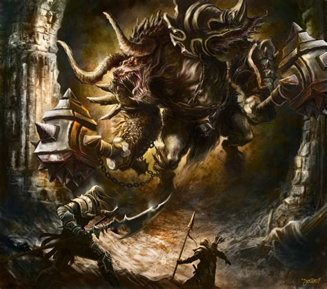 film epic yunani minotaur p 243 ł człowiek p 243 ł byk mityczne potwory