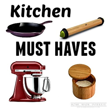 kitchen must haves list wednesday whatsits 148 i love my disorganized life