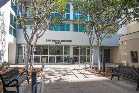 San Diego Housing by San Diego Square Housing Development Partners