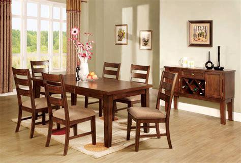 formal dining set priscilla i antique oak formal dining set with ladder back