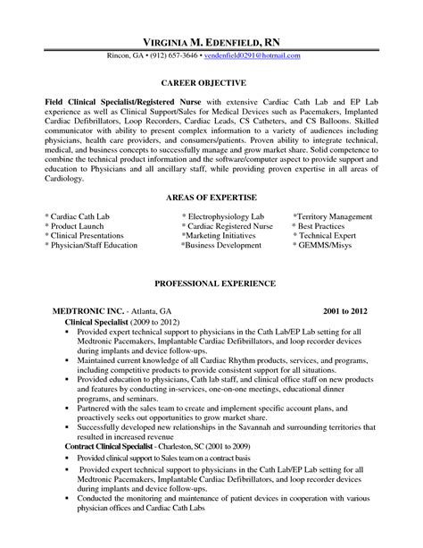 Cath Lab Cover Letter by Cardiac Cath Lab Resume Resume Ideas