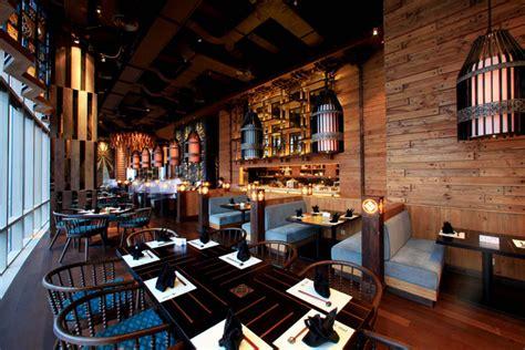 Citizenm Hotels Enmaru Japanese Fine Dining Restaurant By Metaphor