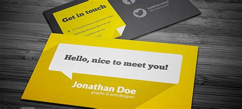 Getting Creative With Credit Advice by Business Card Design Tips Top Ideas For Designers In 2018