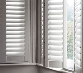 Shutter Blinds For Windows Decor Contemporary Bay Window Shutters And Decor