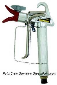Wagner Paint Crew Spray Gun - wagner spraytech paint crew 770 factory reconditioned