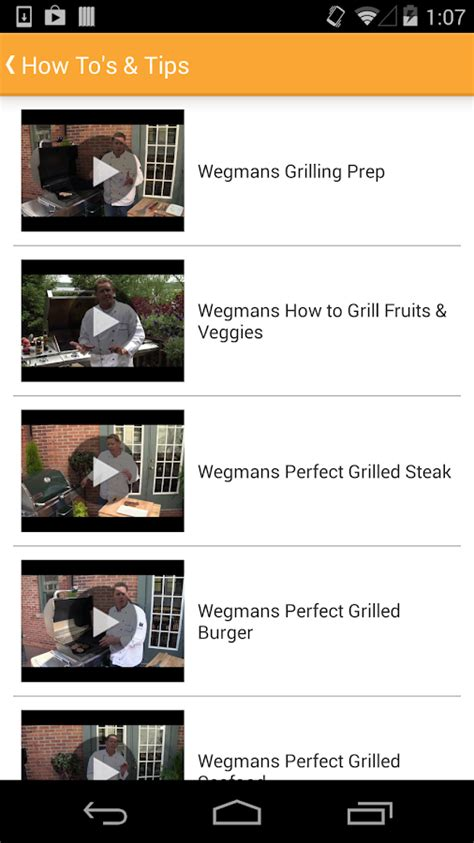 Wegmans Grocery Store Gift Cards - wegmans android apps on google play