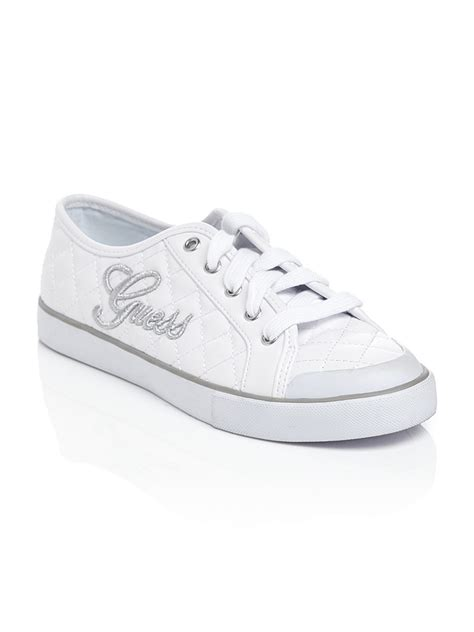 sneakers guess guess braxton quilted sneakers ebay