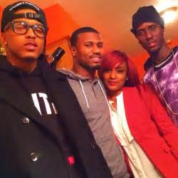 August alsina fyeahiloveaugustalsina family is everything