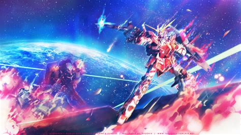 gundam unicorn wallpaper 1080p gundam unicorn wallpaper hd 66 images