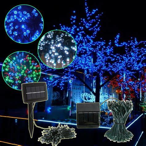 cheap solar christmas lights