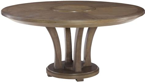 Weathered Dining Table Park Studio Weathered Taupe 62 Quot Dining Table