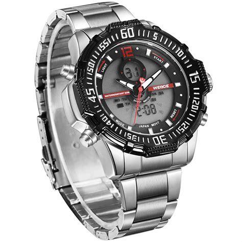 Jam Tangan Pria Jam Tangan Murah Fossil Stainless Black Packet One weide jam tangan pria stainless steel wh6105 black jakartanotebook