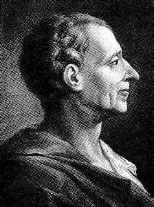 A Teoria da Divisão dos Poderes de Montesquieu - História
