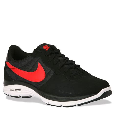 chs sports nike shoes nike black sport shoes price in india buy nike black