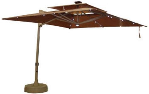 Southern Patio Offset Umbrella Southern Patio Replacement Canopies Set Umbrellas