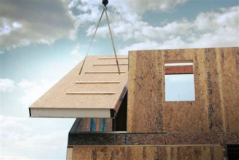 structural insulated panels homes are sips right for your self build design for me