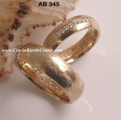 Cincin Kawincincin Tunangan Palladium 11 cincin perak berkualitas cincin kawin center