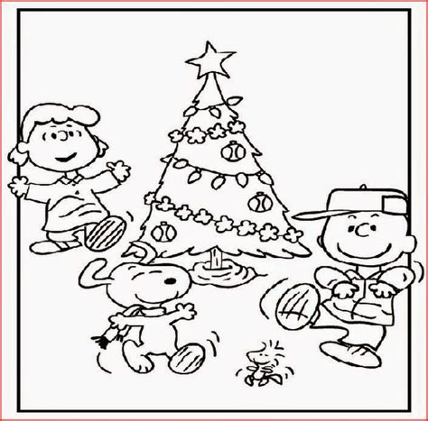 charlie brown christmas coloring pages free az coloring