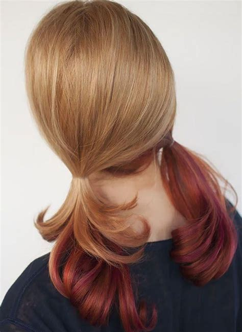 ponytails for short layers double ponytail hairstyles full dose