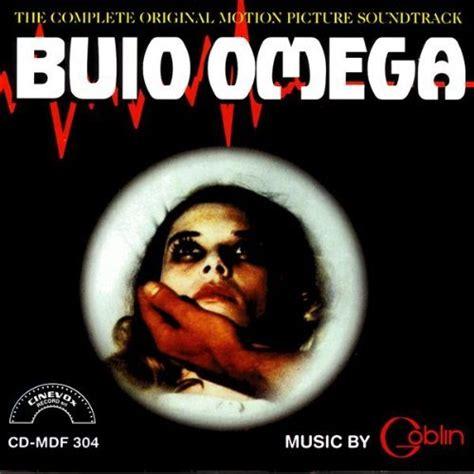 goblin film soundtrack goblin buio omega soundtrack cd turntabling