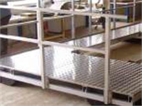 Stahlrahmen Lackieren Oder Pulverbeschichten by Bootssteganlagen