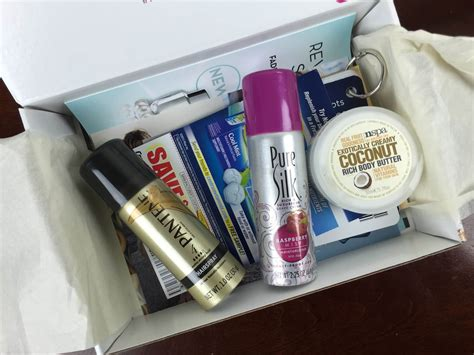 walmart beauty box subscription review spring 2015 my walmart beauty box hello subscription