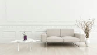 Simple white living room wall design download 3d house