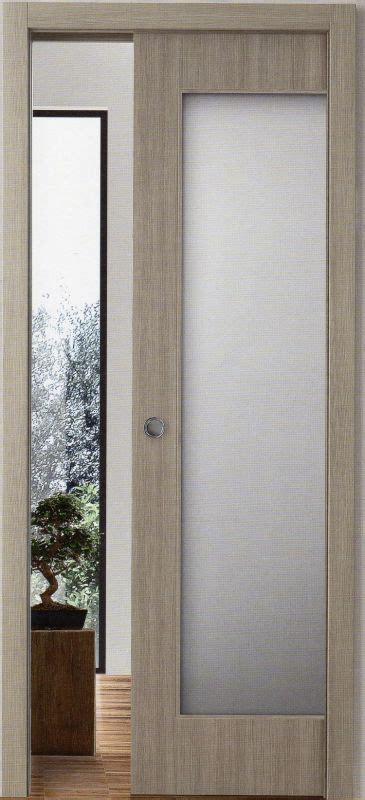 porta scorrevole interno muro porta scorrevole interno muro a vetro serie 7