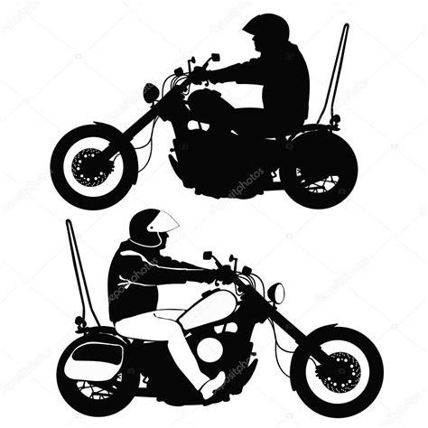 imagenes blanco y negro motos moteros en motos viajes silueta en blanco y negro