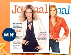 Sweepstakes Magazine Subscriptions - free subscription giveaway ladies home journal magazine