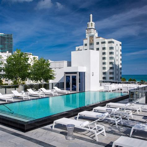 best hotels miami top boutique hotels in miami travel leisure