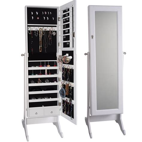 mirror jewelry armoire kohls jewelry armoire kohl 28 image wall mount jewelry box kohl