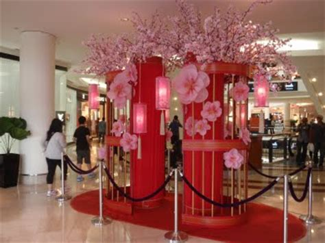new year hotel decoration borneotip cny decoration at klcc