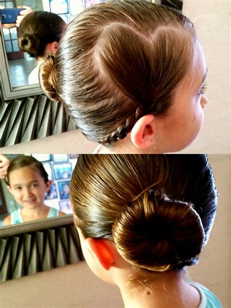 how to do a bun at the base of the neck a beginner s guide to doing your daughter s hair written