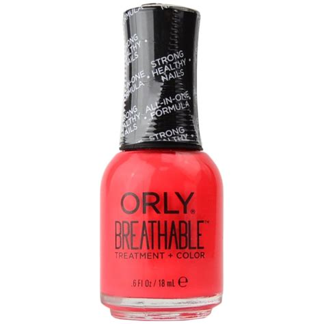 Sale Treatment Shine Orly Breathable 18ml orly breathable treatment colour essential 18ml or916