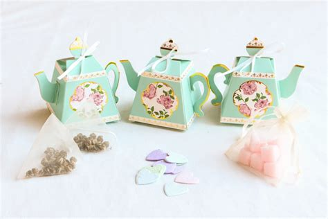 bridal shower tea favor ideas tea bridal shower favors 1 box 3 ideas beau coup
