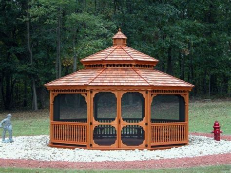 Shed Gazebo by Sheds Gazebo Pictures And Design Ideas Page 2