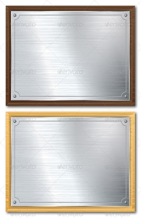 Award Plaque Photoshop Vector 187 Tinkytyler Org Stock Photos Graphics Plaque Template Photoshop