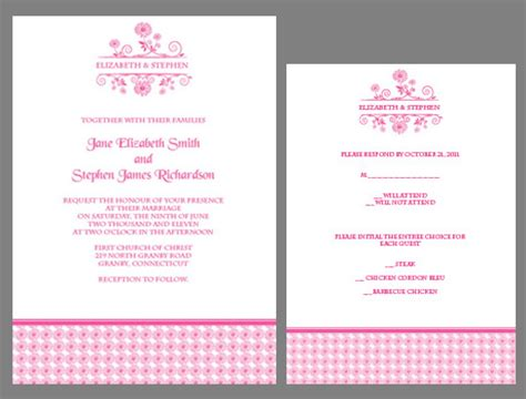Printableinvitationkits Com | daisies invitation template daisy invitation wedding