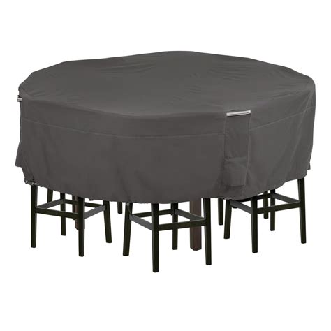 Large Patio Table Cover Classic Accessories Ravenna Large Patio Table And Chair Set Cover 55 777 045101 Ec The