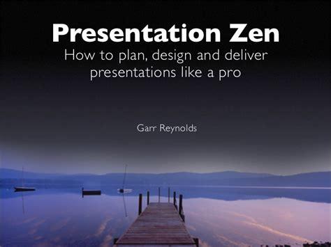 zen design powerpoint presentation zen how to plan