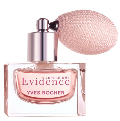 Parfum Yves Rocher comme une evidence le parfum yves rocher perfume a