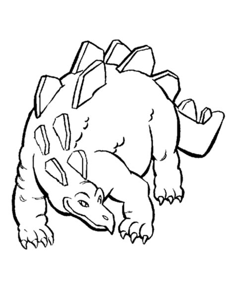 Free Printable Coloring Pages Dinosaurs Az Coloring Pages Stegosaurus Coloring Page