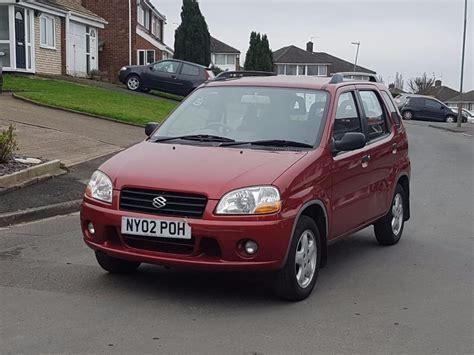 Suzuki Ignis 1 3 Gl 2002 Suzuki Ignis 1 3 Gl Part Ex To Clear Dudley