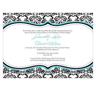 Wedding Invitation M