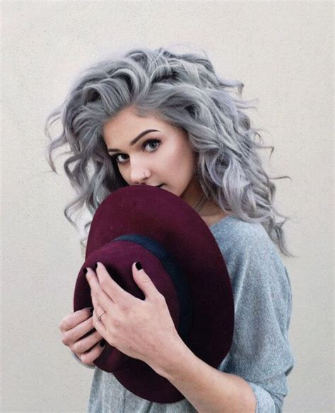 coloring gray hair red afro hair trends 2016 afro hair peinados para chicas con pelo chino magazine feed