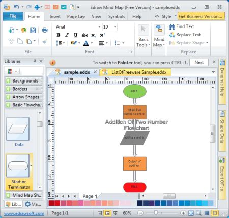 free flowchart software windows 10 best free flowchart software for windows