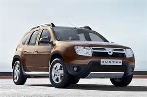 Renault Leasing Dacia Duster 4x4 Model Vehicle Specifications Renault