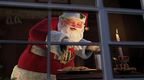 christmas displays for the windowfx atmoscheerfx santa s visit flatscreen tv and projection effects digital decorations