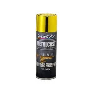 dupli color paint dupli color 174 mc202 11 oz yellow anodized metalcast paint